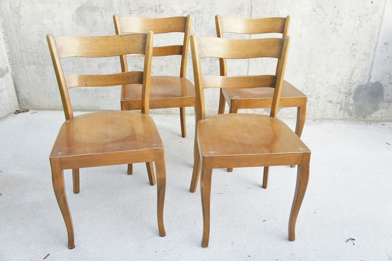 4 Baumann Style 1960 Bentwood Bistro Dining Chairs-vintage-french-vintage-french-etsy-boho-set4-1960s-bentwood-dining-chairs1-main-636875427089551860.JPG