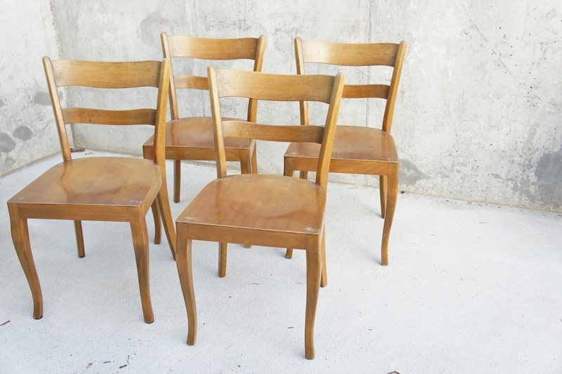 4 Baumann Style 1960 Bentwood Bistro Dining Chairs-vintage-french-vintage-french-etsy-boho-set4-1960s-bentwood-dining-chairs2-main-636875428150025431.JPG