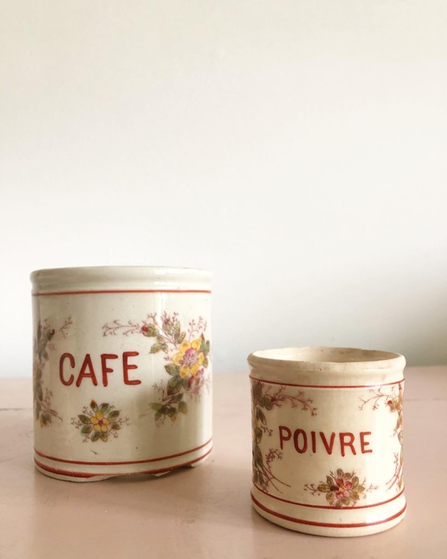 Lovely French Stoneware Jar set-vintage-on-the-vine-6a4bfb2b-6525-4b99-abf4-4d9bbe1a75dc-main-637270490674541737.JPG