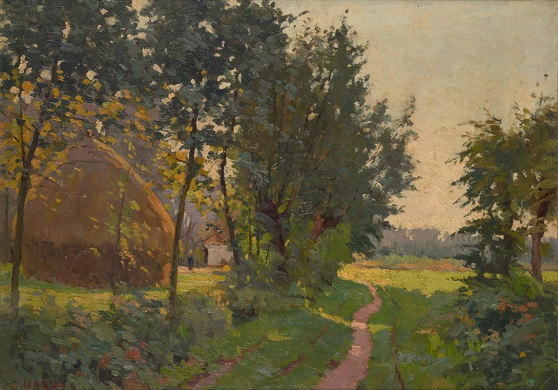 Constant Leemans (1871-1945), Bucolic Country road-vintagerious-001819-03-2mb-main-637290111618797082.jpg