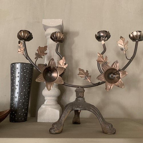 French style candelabra