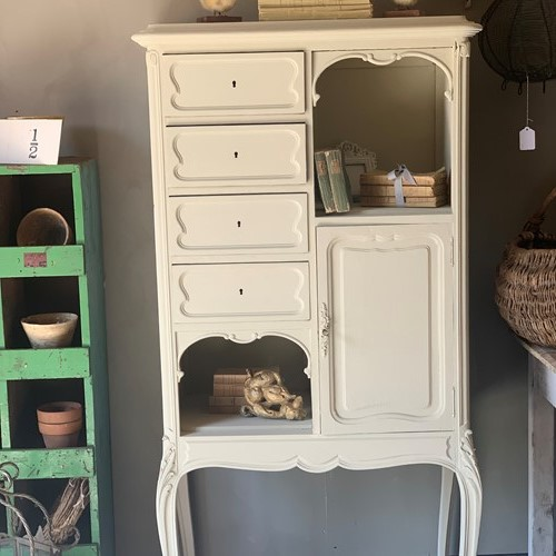 Long leg french cupboard
