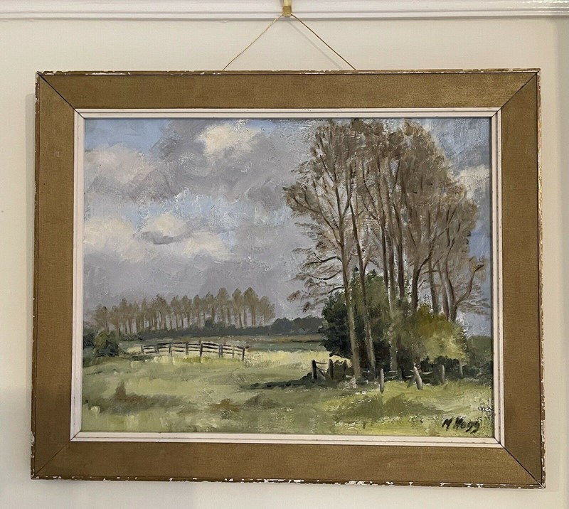 Landscape Painting Oil On Board M HOGG-windmill-hill-antiques-s-l1600---2021-02-07t143826487-main-637483055970828370.jpg