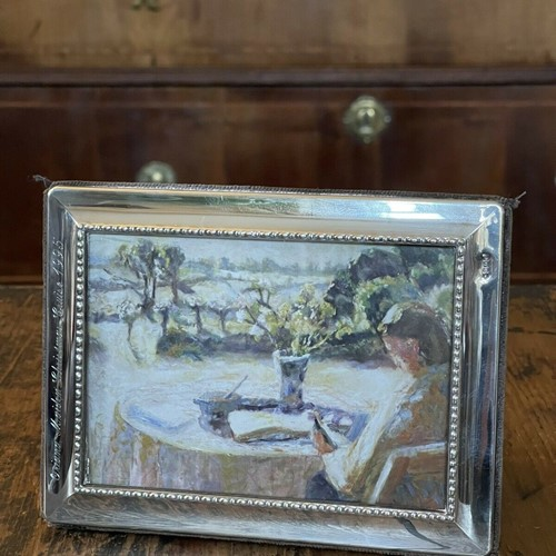 Carrs of Sheffield Sterling Silver Photo Frame
