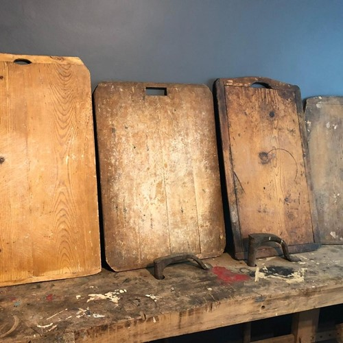 XL Rustic Bread Boards
